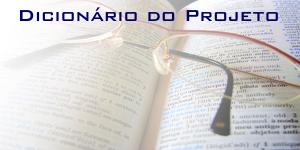 Dicionário do projeto
