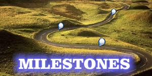O que são Milestones?